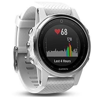 Garmin-fnix-5S-GPS-Multisport-Smartwatch-Herzfrequenzmessung-am-Handgelenk-Sport-Navigationsfunktionen