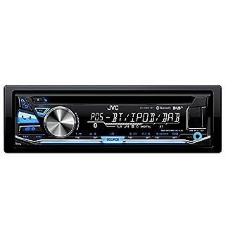 Auto-Radio-JVC-DAB-Bluetooth-USB-CD-incl-DAB-Antenne-variocolor-passend-fr-Audi-A3-Sportback-8P8PA-06-12