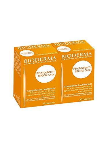 Bioderma Photoderm Bronz Oral 2X30 Kapseln