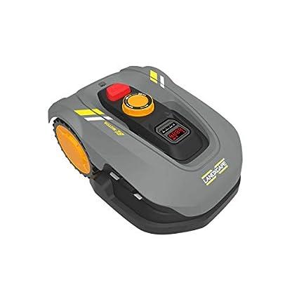 LandXcape-LX795-MhroboterAkkurasenmher-fr-Grten-bis-700-qmAutomatischer-Rasenmher-Grau