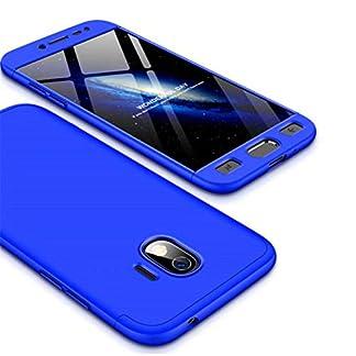 JJWYD-Handyhlle-fr-Samsung-Galaxy-A8s-Hlle-Displayschutzfolie-Extra-Dnn-Ultra-Slim-Leichte-Stofest-Feine-Matte-Cover-Schutzhlle-Schale-Hardcase-Rosgold