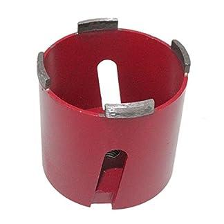 Diamant-Dosensenker-68-82-mm-Bohrkrone-M16-SDS-Aufnahme-Sechskantaufnahme-Dosensenker-82-mm-ohne-Aufnahme