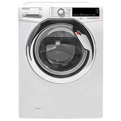 Hoover-dwoa-437-ahc62-01-autonome-Belastung-Bevor-7-kg-1300trmin-A-30-wei-Waschmaschine-Waschmaschinen-autonome-bevor-Belastung-wei-links-Edelstahl-40-l