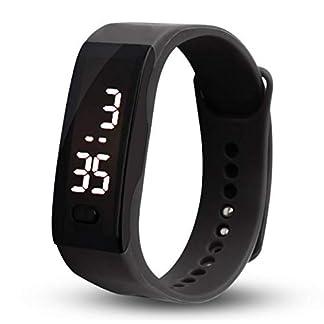 Lolamber-Herren-Damen-Uhren-Gummi-LED-Uhr-Datums-Sport-Armband-Digital-Armbanduhr-Gents-Luxus-Elegant-Schwarz-Uhr-mit-Schwarz-Zifferblat