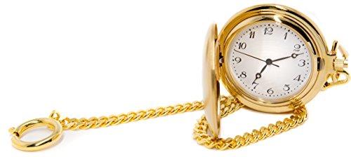 Jean-Constantine-Taschenuhr-Kette-Swiss-Ronda-Uhr-Werk-Kettenuhr-Vergoldet-5-ATM-Farbe-Gold