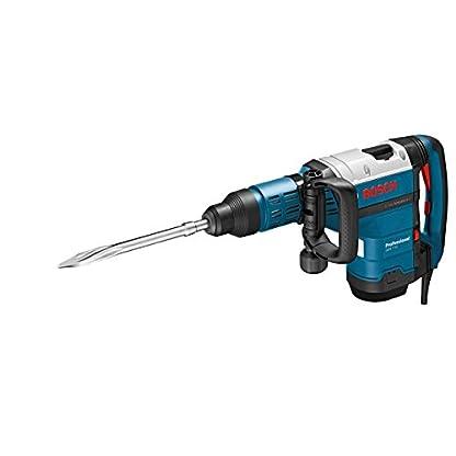 Bosch-Professional-GSH-7-VC-1500-W-Nennaufnahmeleistung-13-J-Schlagenergie-2720-min-1-Schlagzahl-Zusatzhandgriff-Spitzmeiel-Koffer-Fetttube