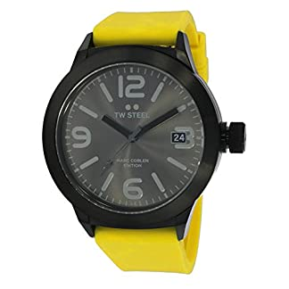 TW-Steel-Marc-Coblen-Edition-mit-Silikonband-45-MM-Grey-SunrayYellow-MCPR12