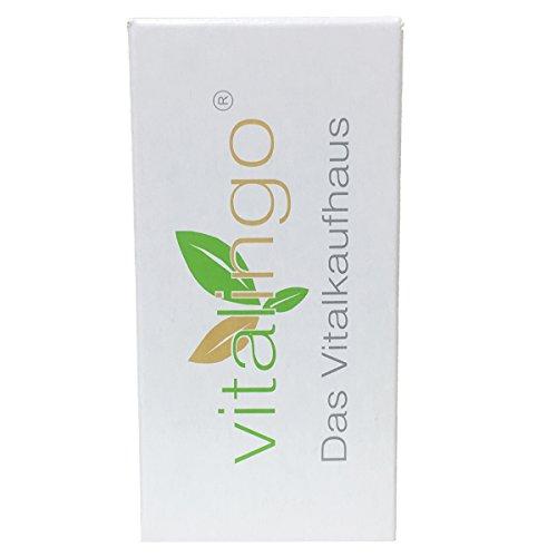 Chitosan Kapseln – GLUTENFREI – 60 Kapseln mit 500mg Chitosan und wichtigen Vitaminen