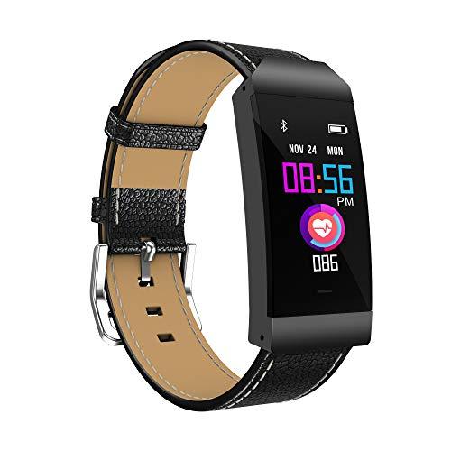 GOKOO-Smartwatch-Stylische-Armbanduhr-Wasserdicht-IP67-Fitness-Tracker-fr-Frauen-Mnner-mit-Schrittzhler-Schlafmonitor-Informationsspeicherung-Farbdisplay-fr-ios-und-Android
