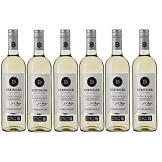 Beringer-Weisswein-aus-USA-Weinpaket-Classic-Chardonnay-2017-6-x-075-Liter