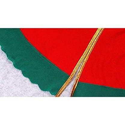 BESPORTBLE-Weihnachtsbaum-Rock-Baum-Basis-Dekoration-Schrze-Wrap-Filzdruck-Tuch-Baum-Rock-Weihnachtsdekor-Requisiten-Lieferungen-87cm-34inch