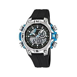Calypso-Jungen-analog-digital-Quarz-Uhr-mit-Kautschuk-Armband-K55862