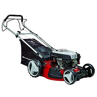 Einhell-3404330-GC-PM-512-S-HW-Benzin-Rasenmher-27kW-173cm-Mulchfunktion-70l-Fangsack-27-W-Schwarz-Rot