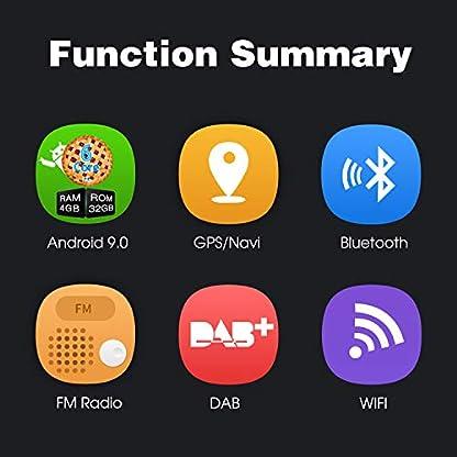 9-Zoll-PUMPKIN-Android-90-Autoradio-fr-VW-Radio-Mit-PX6-Rockchip-3399-4G32G-Navi-Europakarten-2019-Untersttzt-Bluetooth-Navi-DAB-Android-Auto-USB-MicroSD-2-Din