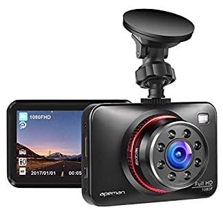 apeman-Dashcam-Car-Camera-Full-HD-1080P-Car-DVR-with-170-Wide-Angle-Infrared-Function-WDR-Motion-Detection-Parking-Monitor-Loop-Recording-Night-Vision-and-G-Sensor