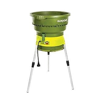 Sun-Joe-SDJ616-13-Amp-161-Reduction-Electric-Leaf-MulcherShredder-Green