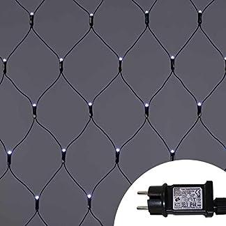 Weihnachtslichterkette-320-LED-Netzleuchte-Hellweier-Baumlichter-Innen-und-Auenbereich-Timerfunktionen-Netzbetriebene-3-x-2-m-10-x-65-ft-Ln