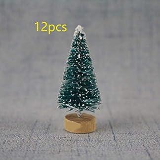 Vige-12-STCKE-DIY-Weihnachtsbaum-Kleine-Kiefer-Mini-Bume-In-Den-Desktop-Wohnkultur-Weihnachtsdekoration-Kinder-Geschenke-Blau-Grn