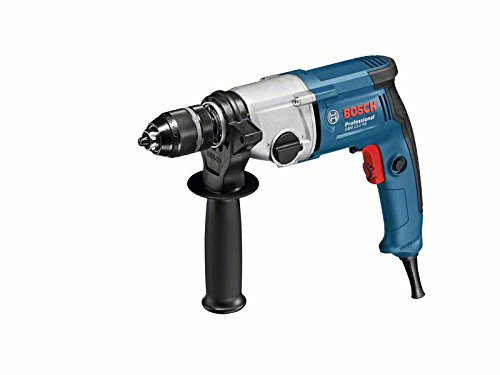 Bosch-Professional-06011B2003-Professional-GBM-13-2-RE-Bohrmaschine-Schnellspannbohrfutter-13-mm-750-W-L-Boxx-240-V-Schwarz-Blau-Edelstahl