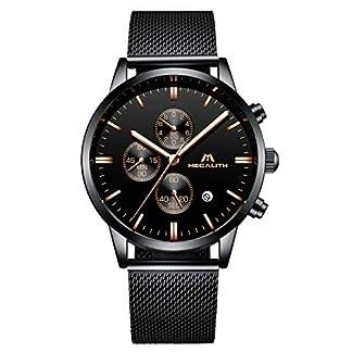 Herren-Uhren-Mnner-Militr-Sport-Wasserdicht-Chronograph-Schwarz-Edelstahl-Mesh-Armbanduhr-Mann-Mode-Leuchtende-Datum-Analoge-Uhr