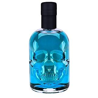 Absinth-Skull-Totenkopf-Arctic-Blue-05L-55-Vol-mit-maximal-erlaubtem-Thujon-35mgL