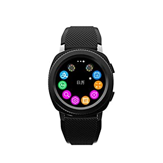Altsommer-Multi-Motion-Modus-Fitness-Sport-Smart-Watch-mit-IP68-Waterproof-Pulsmesser-WasserdichSchrittzhlerPulsuhren-Bluetooth-Intelligent-Armbanduhr-mit-KalorienverbrennungSchlaf-Monitor