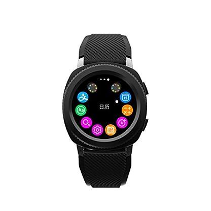 Altsommer-Multi-Motion-Modus-Fitness-Sport-Smart-Watch-mit-IP68-Waterproof-Pulsmesser-WasserdichSchrittzhlerPulsuhren-Bluetooth-Intelligent-Armbanduhr-mit-KalorienverbrennungSchlaf-Monitor
