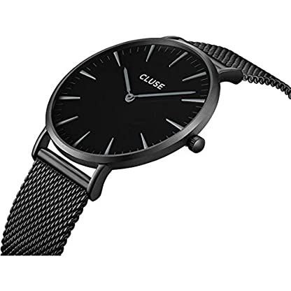 Cluse-Damen-Armbanduhr-Analog-Quarz-Edelstahl-CL18111