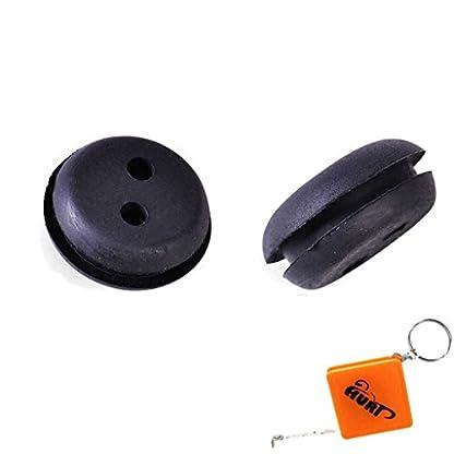 HURI-2x-Gummitlle-Dichtung-Benzintank-Gummitlle-Gummistopfen-Tankdurchfhrung-fr-EINHELL-Heckenschere-N-BHS-26-BHS-26-JACKSON-SPEARS-SPJHT-26