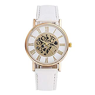 Armbanduhr-herren-Liusdh-Uhren-Goldene-runde-Zifferblatt-Mode-Business-Lederband-Herrenuhr-uhr