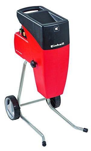 Einhell-Elektro-Leisehcksler-GC-RS-2540-2000-W-max-40-mm-Aststrke-inkl-Gartenabfallsack