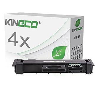 4-Toner-kompatibel-zu-MLT-D116L-MLTD116L-fr-Samsung-Xpress-M2835DWSEE-Xpress-M2825NDSEE-Samsung-Xpress-M2675FNXEC-SL-M2625-SL-M2875-MLT-D116LELS-Schwarz-je-3000-Seiten