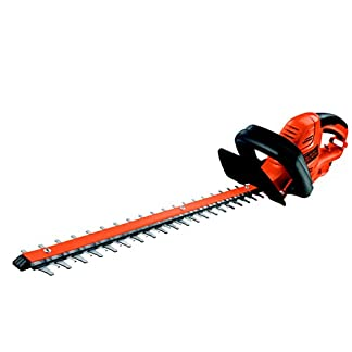 BlackDecker-Elektro-Heckenschere-450W-asymmetrisches-Metallic-Messer-Design