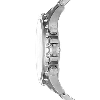 Fossil-Herren-Hybrid-Smartwatch-Q-Nate-Edelstahl-Silber-Analoge-Mnneruhr-im-sportlichen-Military-Design-mit-Smartfunktionen-Fr-Android-iOS