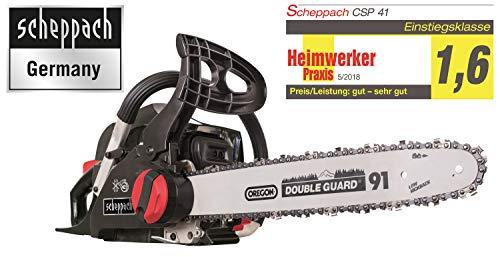 Scheppach-Benzin-Kettensge-CSP41-2-PS-40cm-Schwertlnge-375cm-Schnittdurchmesser-automatische-Kettenschmierung-und-spannung-inkl-Handschutz-und-Systembremse