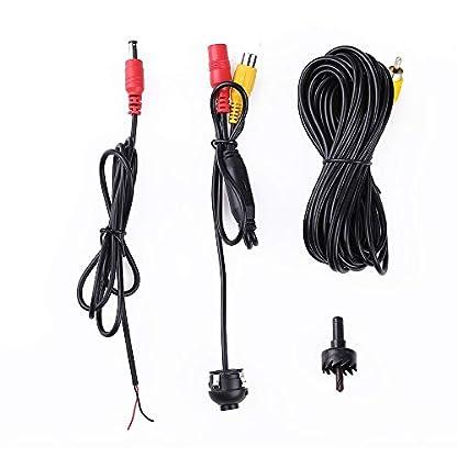 Mbuynow-Auto-Rckfahrkamera-Kabel-360-Drehbar-KFZ-Einparkhilfe-mit-Infrarotlicht-IP68-wasserdicht-Mini-HD-Anti-Fog-Kamera-mit-170-Weitwinkel-Nachtsicht