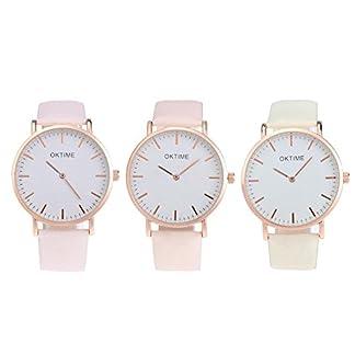 Domybest-Farbige-nderung-Damen-Student-Ledergrtel-Analog-Quarz-Armbanduhr