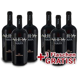 Torrevento-Primitivo-NUDA-VERIT-IGT-Apulien-Italien-Vorteilspaket-6-fr-3-Rotwein
