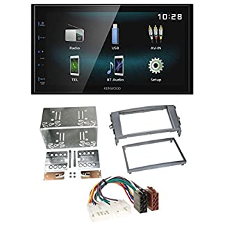 caraudio24-Kenwood-DMX120BT-AUX-Bluetooth-USB-MP3-2DIN-Autoradio-fr-Toyota-Auris-07-12-anthrazit-grau