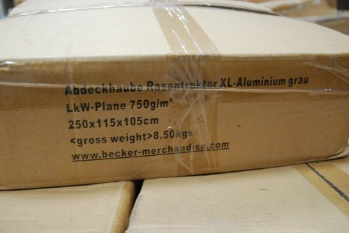 250x115x105-cm-Abdeckhaube-Faltgarage-Schutzhlle-Schutzhaube-fr-Rasentraktor-aus-LkW-Plane-620-gm