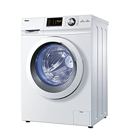 Haier-HW80-B14266-Waschmaschine-FLA-108-kWhJahr-1400-UpM-8-kgAqua-Protect-Schlauch-und-Bodenwannewei