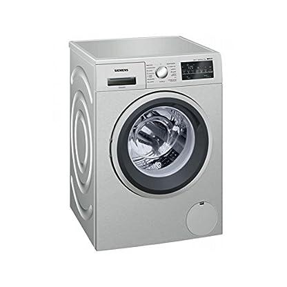 Siemens-iQ500-wm12t49-X-ist-freistehend-Frontlader-8-kg-1200RPM-A-Edelstahl–Waschmaschine-freistehend-Frontlader-Edelstahl-links-LED-wei