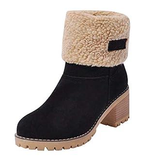 Stiefeletten-Lilicat-Damen-Stiefel-Vintage-Winterschuhe-Herde-Warme-Stiefel-Schneestiefel-Kurzer-Stiefel-Frauen-Outdoorschuhe-Espadrilles-Sportschuhe