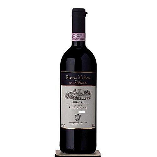 6-Flaschen-Chianti-Riserva-Villa-Calappiano-DOCG-rot-a-750ml-Italien-Rotwein