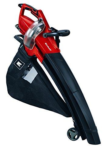 Einhell-Elektro-Laubsauger-Laubblser-GE-EL-3000-E-3000-Watt-bis-300-kmh-50-l-Fangsack-inkl-Drehzahlregelung-Laubhcksler-Tragegurt
