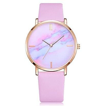 Quartz-Watch-Pink-Frauen-Wollways-Marmor-Uhren-Damen-Luxus-Armbanduhr-mit-PU-Lederband-Mdchen-Kleid-Mode-Armbanduhr