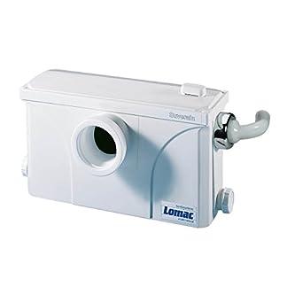 Lomac-3000-A-WC-Hebeanlage-Schmutzwasserhebeanlage-Fkalien-Hebeanlagen