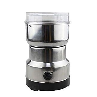 Getreidemhle-Schleifmaschine-Edelstahl-Universalmhle-Kchenmaschine-150W-150g-Kapazitt-Scheibenmahlwerk-Kaffeemhle