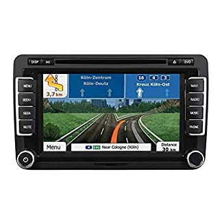 ESX-Naviceiver-VN720VW-Radio-Navigation-DAB-fr-VW-Golf-Plus-2005-2014