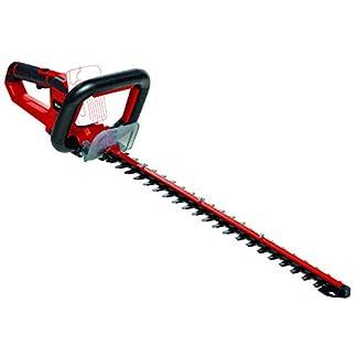 Einhell-Akku-Heckenschere-GE-CH-1860-Li-Solo-Power-X-Change-Lithium-Ionen-18-V-67-cm-Schwertlnge-60-cm-Schnittlnge-22-mm-Zahnabstand-Metallgetriebe-ohne-Akku-und-Ladegert